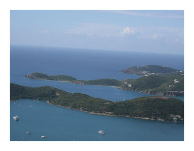 Windward and Leeward Island Views 1