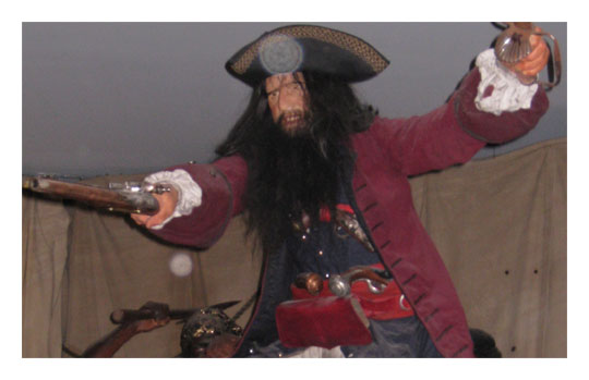 Pirate Museum, Nassau, New Providence, The Bahamas